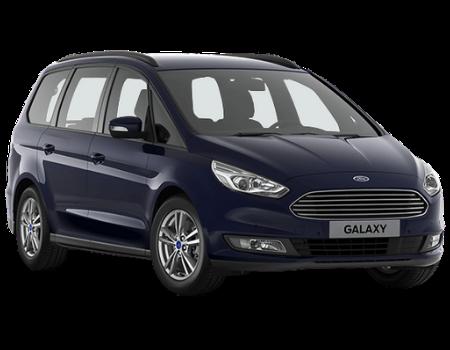 Ford Galaxy Titanium Business 2.0 EcoBlue 150CV Automatico 8 marce
