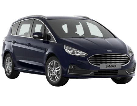 Ford S-Max Titanium Business 7 posti 2.0 EcoBlue 150 CV Automatico 8 marce
